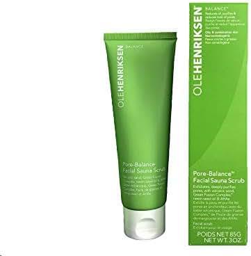 Facial Cleanser: Ole Henriksen Pore-Balance Facial Sauna Scrub