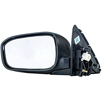 NEW LEFT POWER MIRROR WITHOUT HEATED GLASS FITS 2003-2007 HONDA ACCORD HO1320241