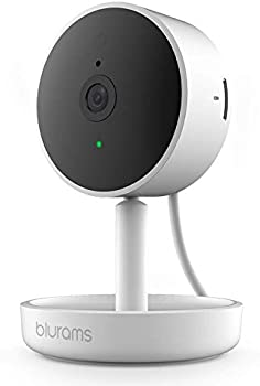 blurams Home Pro 1080p FHD Security Camera with Facial Recognition