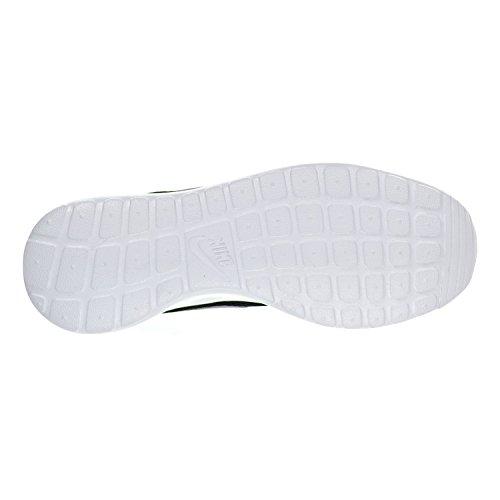 Scarpe Donna Nike Rosherun Nero / Bianco / Platino Metallico 511882-094 (12 B (m) Us)