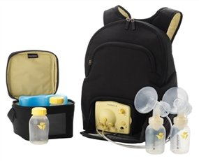 DSS Pump In Style Advanced On-the-go Tote by Medela,backpack