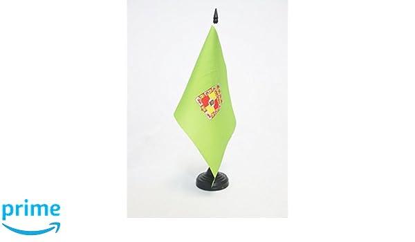AZ FLAG Bandera de Mesa de la Provincia DE JAÉN 21x14cm ...