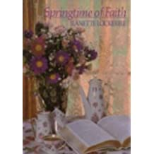 Springtime of Faith (Quiet Time Books for Women)