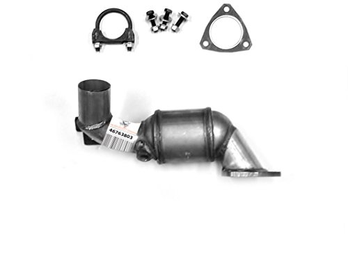 TED Direct-Fit Catalytic Converter Fits: 02-05 Jaguar X-Type 2.5L/02-08 X-Type 3.0L BANK 1 by The Exhaust Doctor