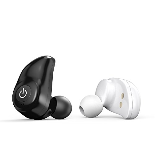 Bluetooth Headphones Invisible Cable Free Earphones