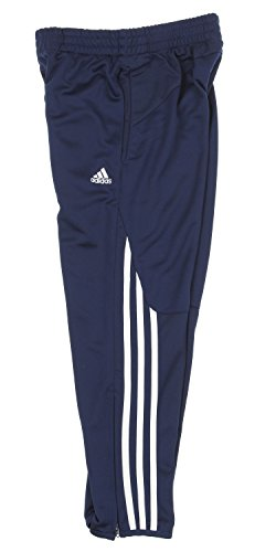 adidas Youth Big Boys Climalite Field Pant, Navy, ()