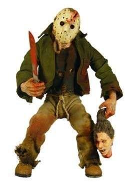 Cinema of Fear: Jason Vorhees Stylized Action Figure by Cinema of Fear