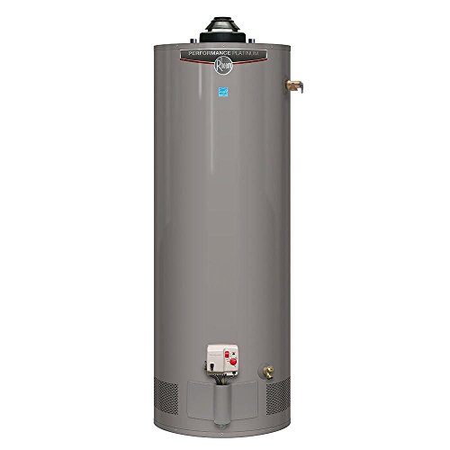 Performance Platinum 50 gal. Tall 12 Year 36,000 BTU Energy Star Liquid Propane Water Heater by Rheem
