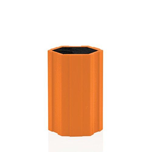 Kapoosh Hex Connex Universal Caddy Tangerine product image