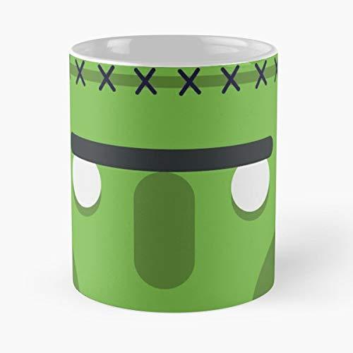 Spooky Creepy Jackolantern Jack - Best Gift Coffee Mugs 11 Oz Father Day