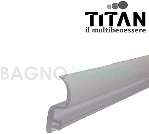 Titan Recambio Junta travesera CM 170 para mampara de Ducha ...