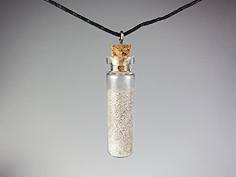 Stardust Necklace: Contains 4.6 Billion Year Old Asteroid Dust - Stardust Mix