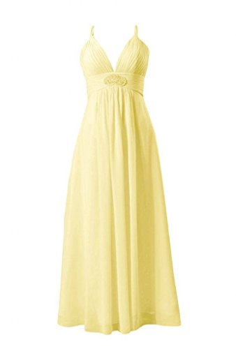 V 24 Lady Evening Bridesmaid Dress Long Dress Formal Dress neck banana BM350 DaisyFormals TxtqPwgn