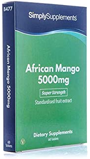 Mango Africano 150 Cáspulas - Mango Africano extracto IGOB ...