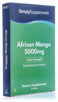 Amazon.com: Mango Africano 5000 mg | Super Alimento para ...