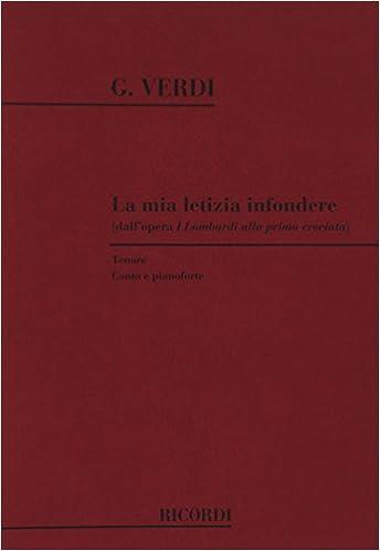 Lire en ligne I Lombardi Alla Prima Crociata: epub, pdf