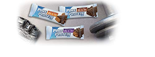 Pure Protein Bars Variety Pack, 18 Count