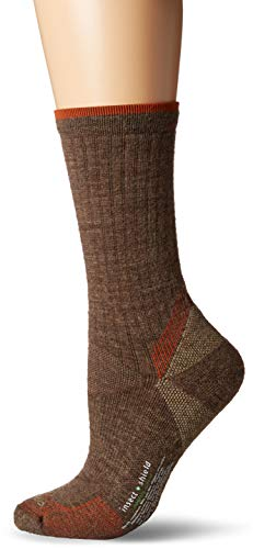 gsAway Solstice Canyon Crew Sock, Oatmeal Heather, Small/Medium ()