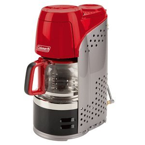 Price comparison product image The Amazing Quality Coleman 10-Cup Portable Propane Coffeemaker