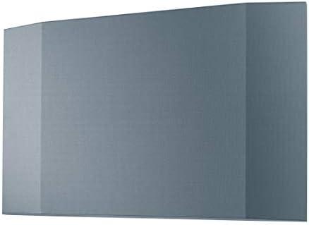 SIGEL SB220 Panel mampara acústica, 120 x 81 x 6.5 cm, con carril de fijación, gris oscuro, 1 unidad - Sound Balance: Amazon.es: Oficina y papelería