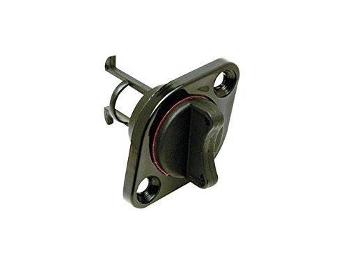 Seachoice Drain Plug Nylon Black by SEACHOICE