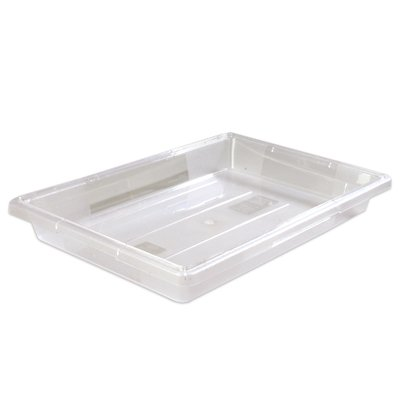 (5 Gallon Clear StorPlus Color-Coded Food Storage Box 26