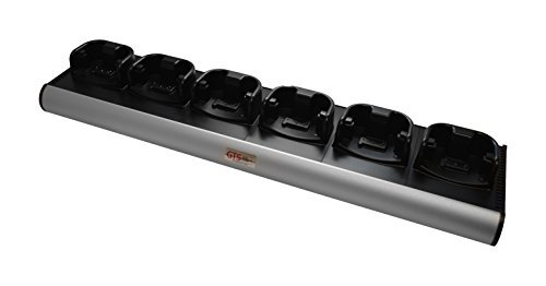 (Honeywell Batteries HCH-9060-CHG Charger Cradle, 6 Bay (Pack of 9))