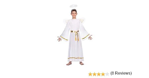 My Other Me Disfraz de Ángel para niños: Amazon.es: Juguetes y juegos