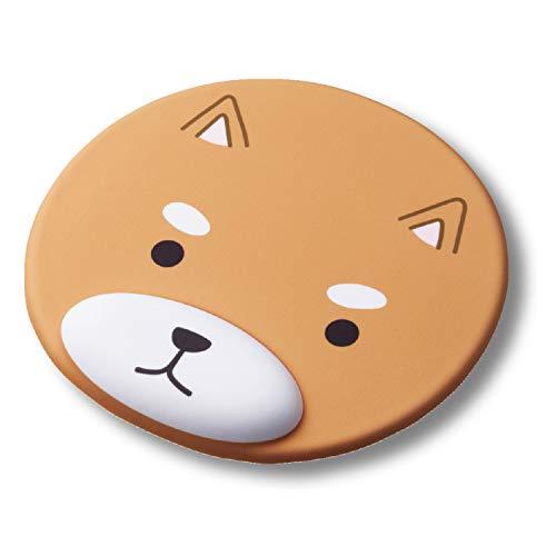 에레콤 마우스 패드 귀여운 레스트 부착 MOCHIMAL 개 MP-AN01DOG / 고양이 MP-AN01CAT / 고슴도치 MP-AN01HED / 돼지 MP-AN01PIG