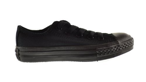 Converse Chuck Taylor OX Little Kids Shoes Black 314786f (2 M US)]()