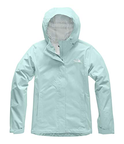 The North Face Women's Venture 2 Jacket, Windmill Blue Heather, S (North Face Venture)