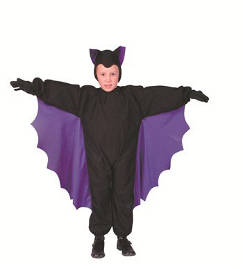 RG Costumes Cute-T Bat Kids Costume - Bat Costumes For Boys