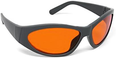 LaserPair グリーンレーザー保護レーザ安全glassessレーザー保護ゴーグル:glassess 266 nm、355 nm、532 nm