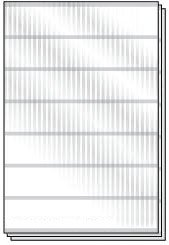 (Replacement SPRINGER Message Board Face with Letter Tracks, FaceColor=White)