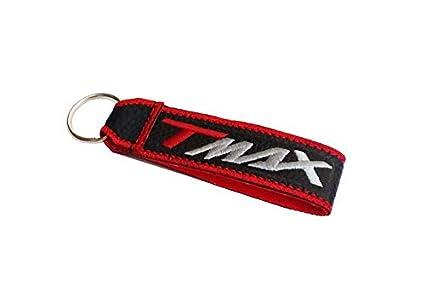 Moto Discovery T-MAX cordón Llavero Doble Cara: Amazon.es ...