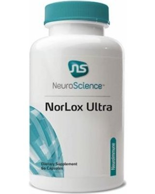 NeuroScience NorLox Ultra, 60 Capsules