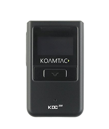 KDC200i 1D Laser Barcode Scanner with Bluetooth - Made for i