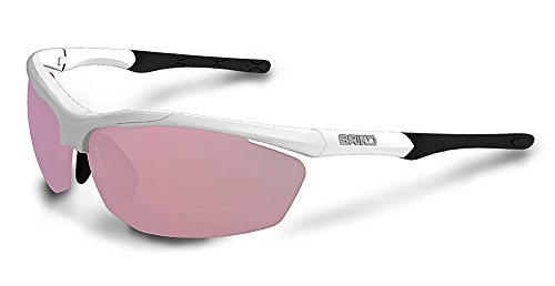 Briko Trident Sunglasses - Photochromic White / Photo Pink Cat - Briko Sunglasses