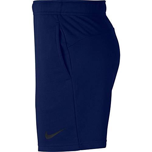mehrfarbig Dry nero Nk Multicolore blu Void Short Homme M Nike Fleece Efw0qxHnv