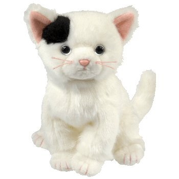 4a64d36b9ed Image Unavailable. Image not available for. Color  TY Beanie Baby - DELILAH  the Cat