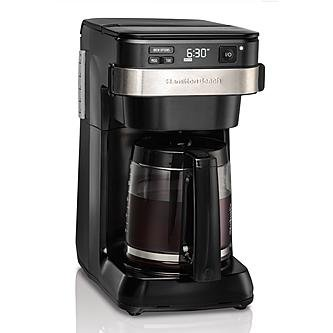 Cheap Programmable Easy Access 12-cup Coffee Maker