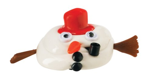 [Melting Snowman] (Nose Putty)