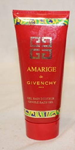 Givenchy Gel Perfume (AMARIGE DE GIVENCHY PERFUMED GENTLE BATH GEL FOR WOMEN 3.3 OZ / 100 ML)