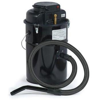 Cougar+ Ash Vacuum, Black, Made in the USA (Ash Hot Vacuum)