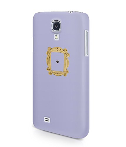 Friends Peephole Frame Door Tv Series Plastic Snap-On Case Cover Shell For Samsung Galaxy S4