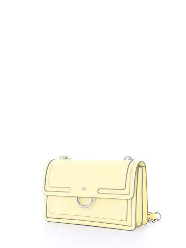 Mujer Y5f4 1p21a6 Amarillo Bolsa Pinko qCg4nwBA