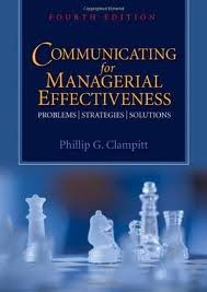 Download Communicating for Managerial Effectiveness: Problems  Strategies  Solutions 4th (forth) edition pdf epub