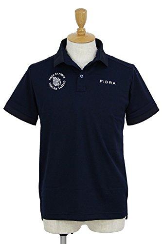 ポロシャツ メンズ フィドラ FIDRA 2018 春夏 ゴルフウェア fda0322