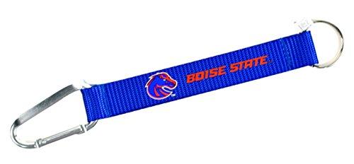 NCAA Boise State Broncos Carabiner Lanyard Keyring ()