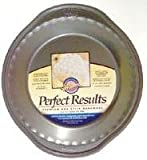 Wilton 2105-6791 Perfect Results Nonstick Deep Pie Pan, 9 by 1.5-Inch